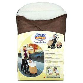 Jolly Jumper Stroller Snuggle Bag - Brown