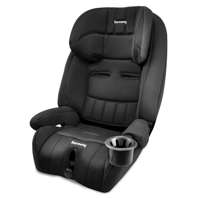 Harmony Defender 360° 3-in-1 Combination Deluxe Car Seat - Midnight