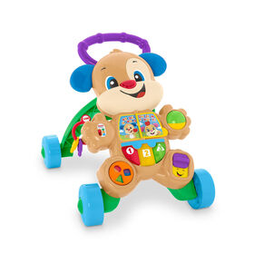 Fisher-Price Smart Stages Puppy Walker - Bilingual Edition