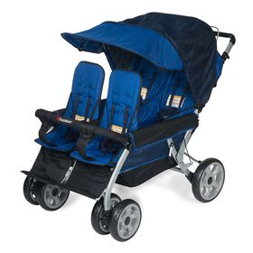 Foundations LX Four Passenger Stroller - Regatta