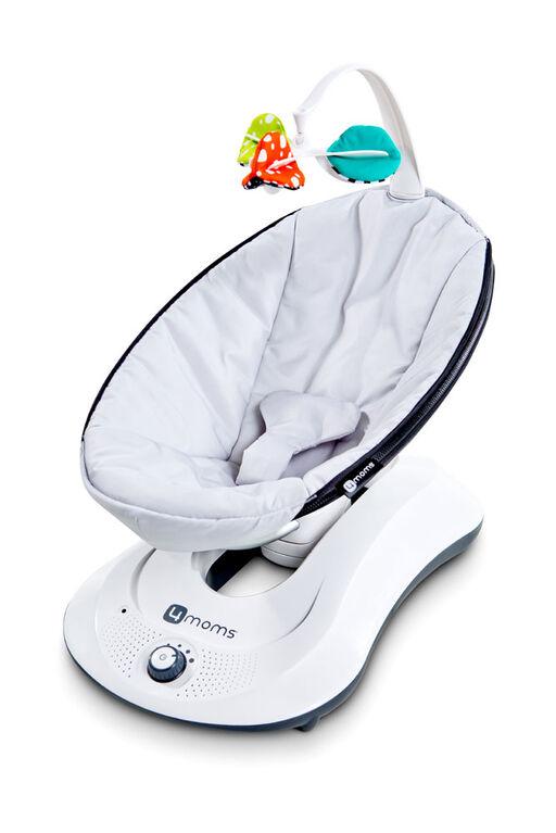 4moms rockaRoo Infant Seat - Classic Grey