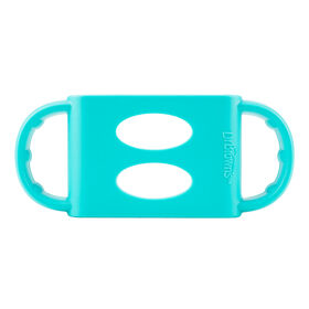 Dr. Brown's Milestones™ Silicone Handles - turquoise