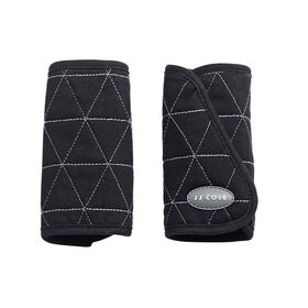JJ Cole Car Seat Reversible Strap Covers - Black