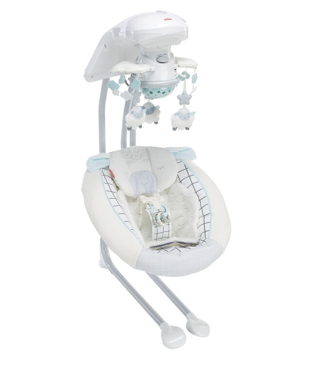 Fisher-Price Sweet Little Lamb Cradle 'n Swing - R Exclusive