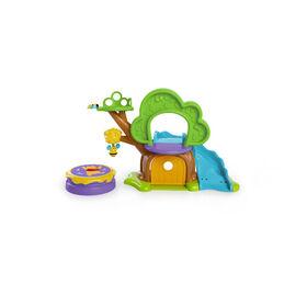 Disney BabyMC WINNIE THE POOH Treehouse Playset - Édition anglaise