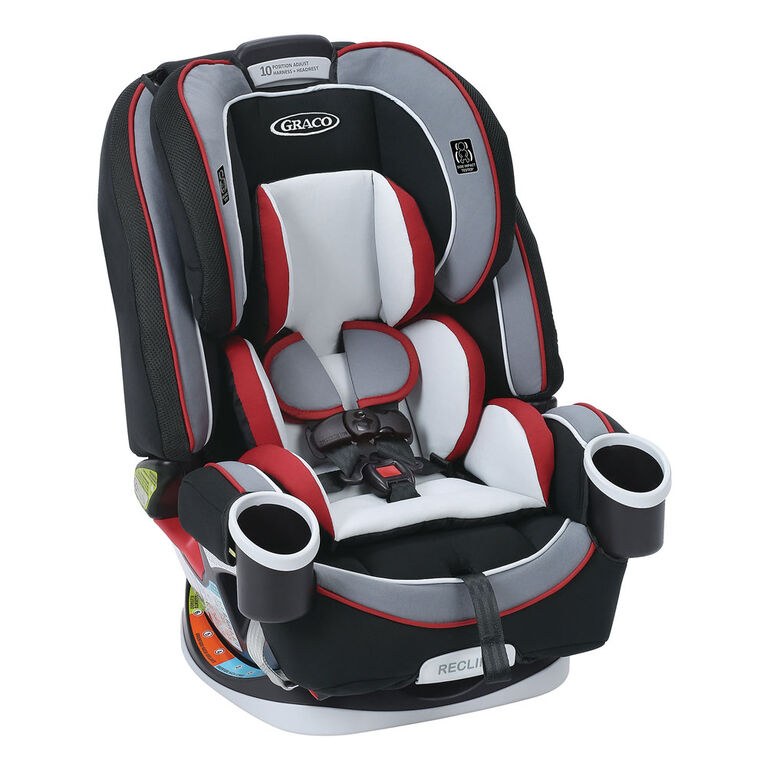 Graco 4Ever All-in-1 Car Seat - Cougar | Babies R Us Canada
