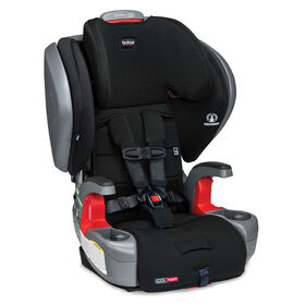 Siège harnais-rehausseur  Grow With You™ ClickTight™ Plus de Britax®,  Jet Safewash