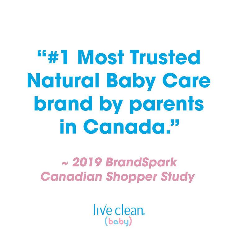 Live Clean Baby - Tearless Shampoo & Wash