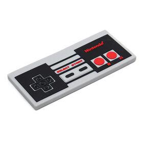Bumkins Nintendo - Anneau de dentition en silicone - Manette NES.
