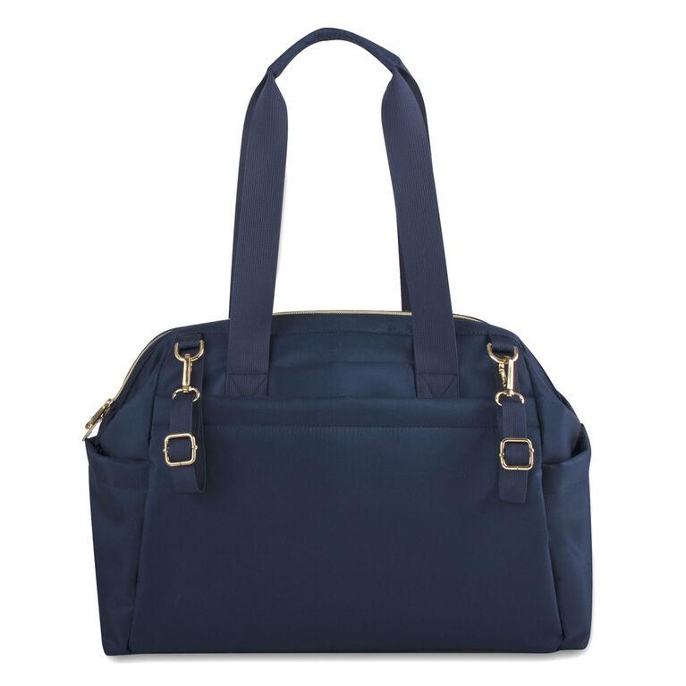 Fisher Price Harper Diaper Bag Navy