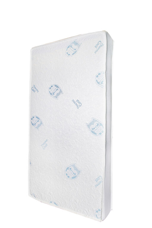 Simmons BeautyRest ThermoCool Temperature-Regulating Crib Mattress
