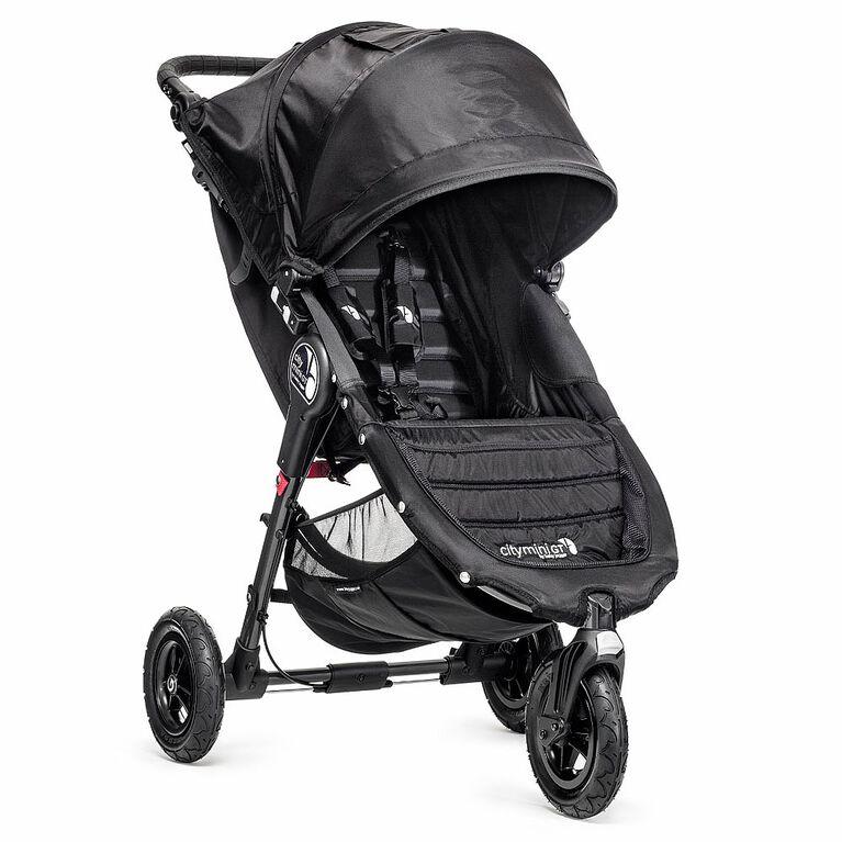 Baby Jogger poussette City Mini GT - Noir.