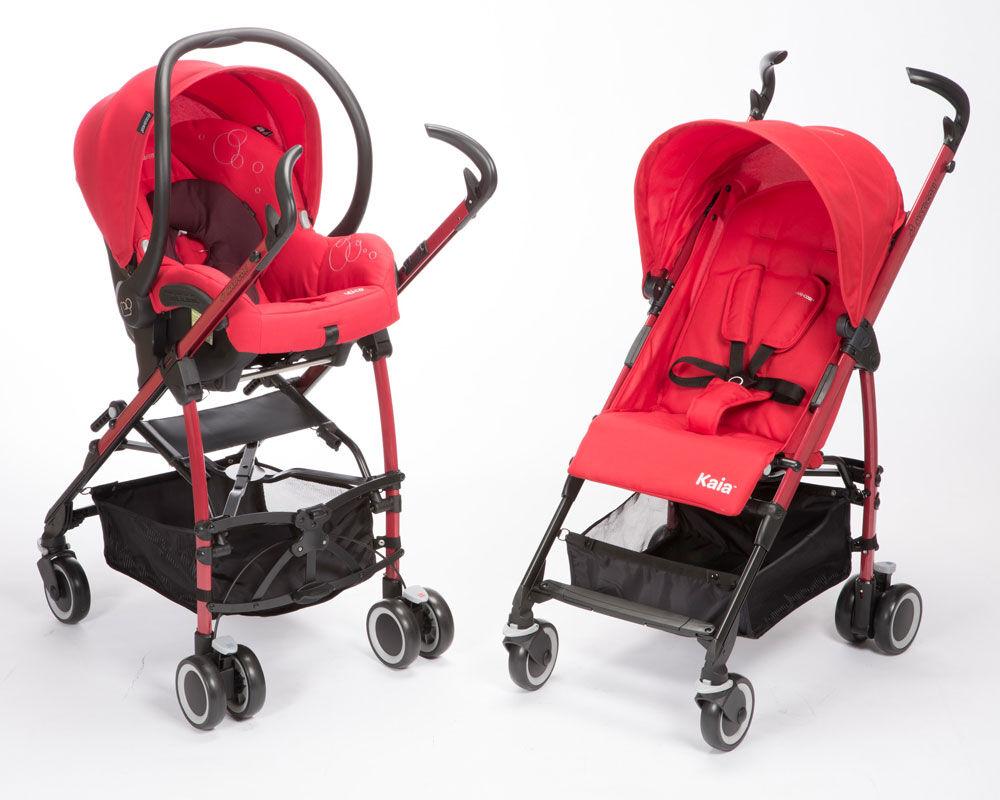 Maxi-Cosi Kaia Stroller Intense Red