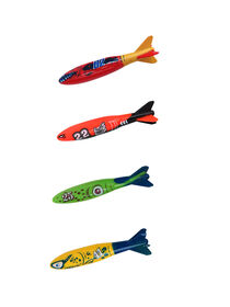 4 pack torpedo dive toy