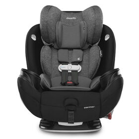 Evenflo GOLD SensorSafe EveryStage Smart All-in-One Convertible Car Seat, Moonstone - R Exclusive