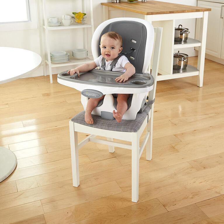 Ingenuity SmartClean Trio Elite 3-in-1 High Chair - Slate
