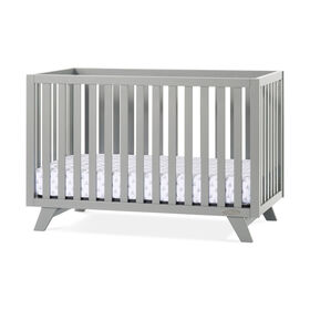 Child Craft Forever Eclectic™ SOHO 4-in-1 Convertible Crib - Gray