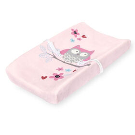 Koala Baby Essentials Plush Changing Pad Cover - Owl