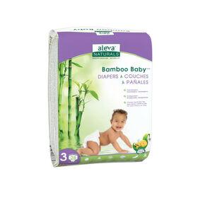 Couches Bambou Baby de Aleva Naturals, taille 3.