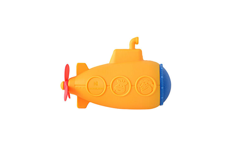 Marcus & Marcus Squirting Bath Toy - Submarine