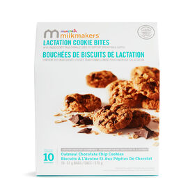 Milkmakers Lactation Cookie Bites 10 bags - 570g