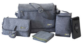 BBlüv Ultra Diaper Bag
