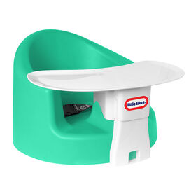 Little Tikes My First Seat 2-in-1 Floor Seat & Tray - Teal