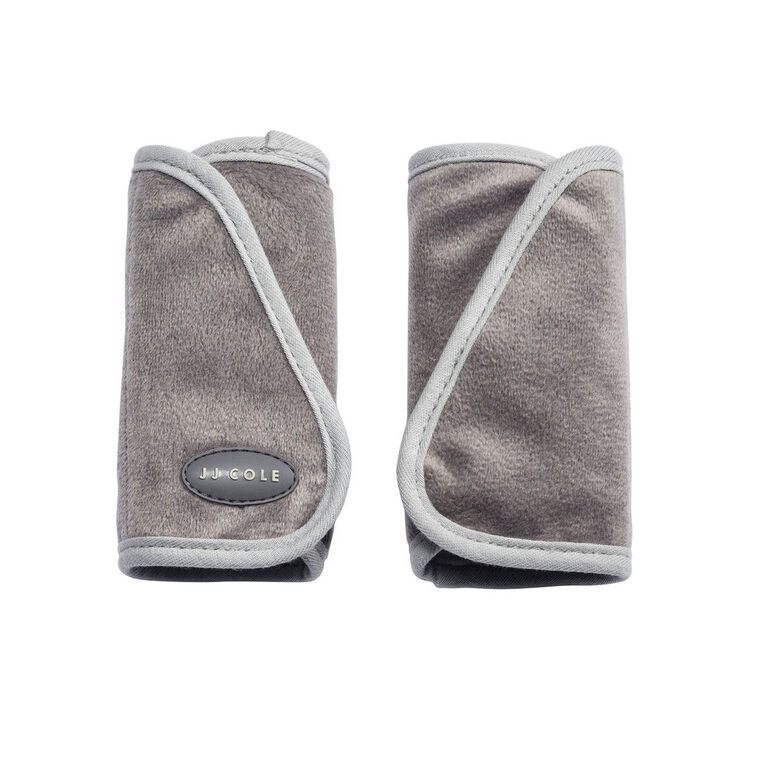 JJ Cole Car Seat Reversible Strap Covers - Herringbone