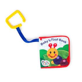 Baby Einstein Explore & Discover Soft Book Toy