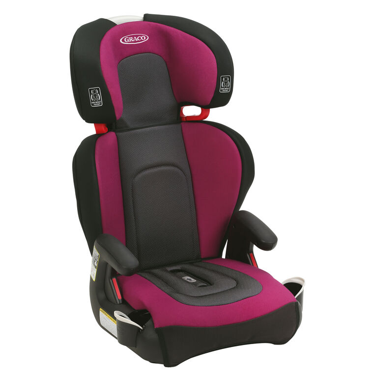 Graco TurboBooster TakeAlong Highback Booster - Krista