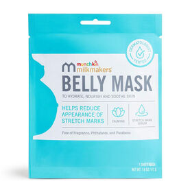 Milkmakers Belly Mask, 1-Pack - English Edition