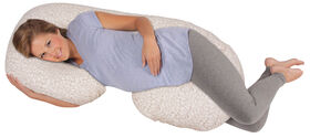 Leachco Snoogle Original - Splash Taupe.