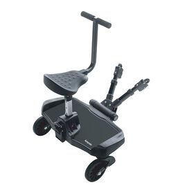 Bumprider Ride-on Board + Sit - Black