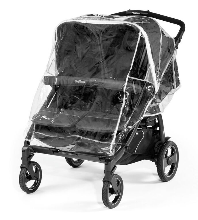 Peg Perego -Rain Cover-Book For Two