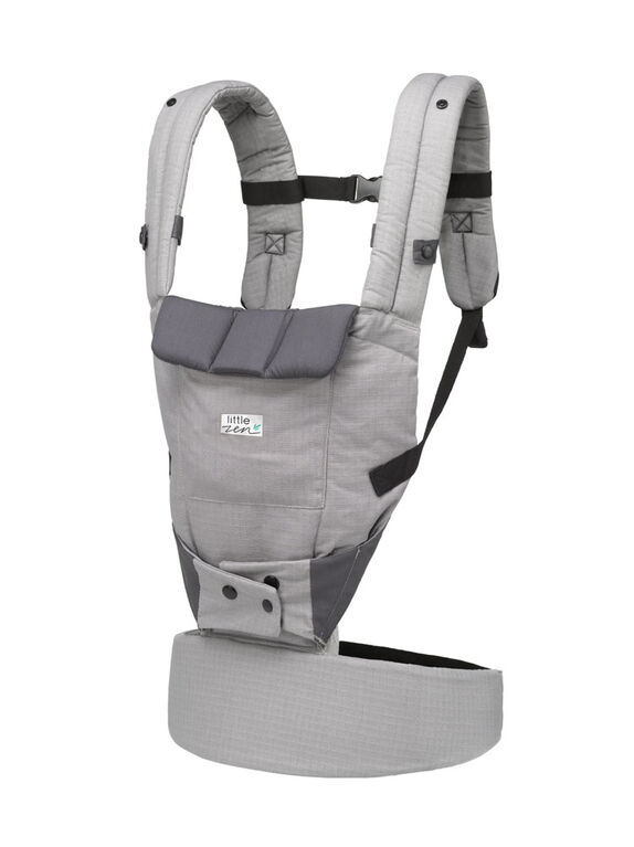 LittleZen 4-in-1 Convertible Carrier - Grey