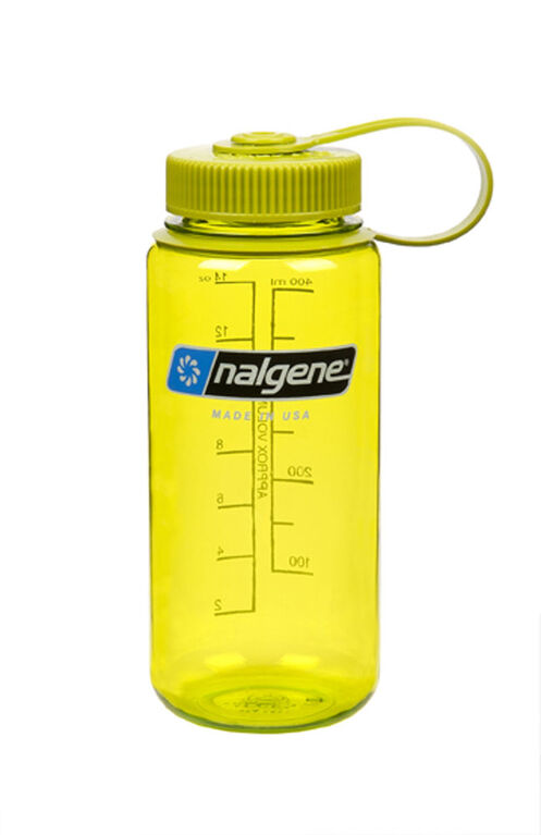 Nalgene Tritan Wide Mouth Spring - Green
