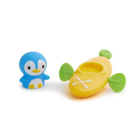 Paddlin Penguin Bath Toy
