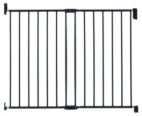 Brica Top of Stairs Extending Metal Gate - R Exclusive