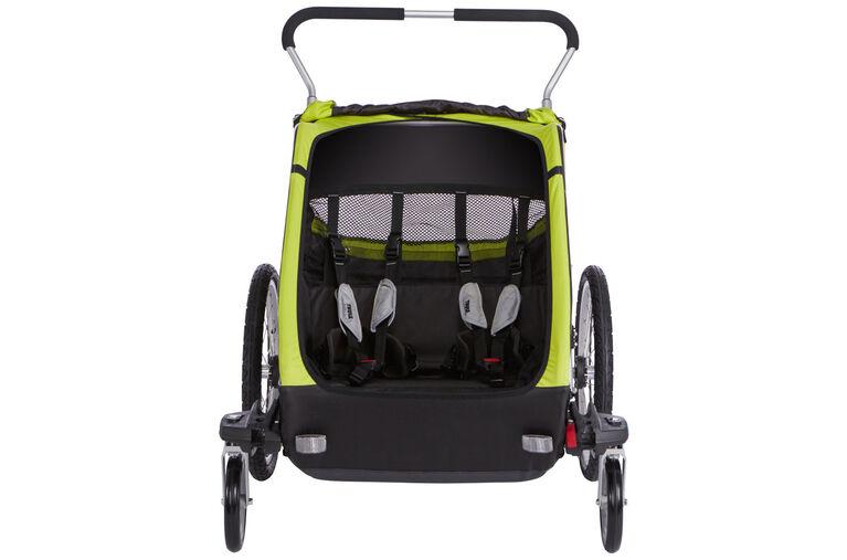 Thule Chariot Cheetah Xt 2 +Cycle/Stroll.