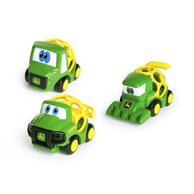 JOHN DEERE Go Grippers John Deere 3-pack Farm Vehicles