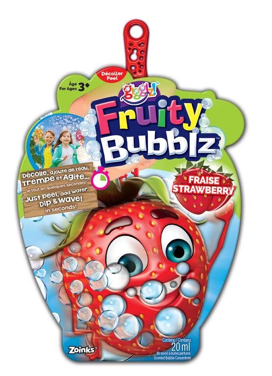 Fruity Bubbles