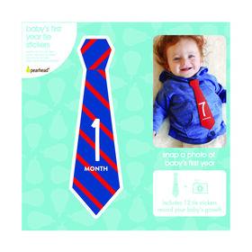 Pearhead Necktie Belly Stickers