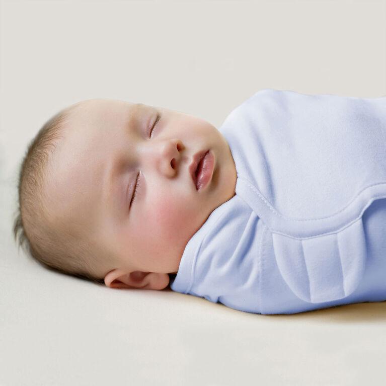 Summer Infant SwaddleMe Original Swaddle - Large - Blue