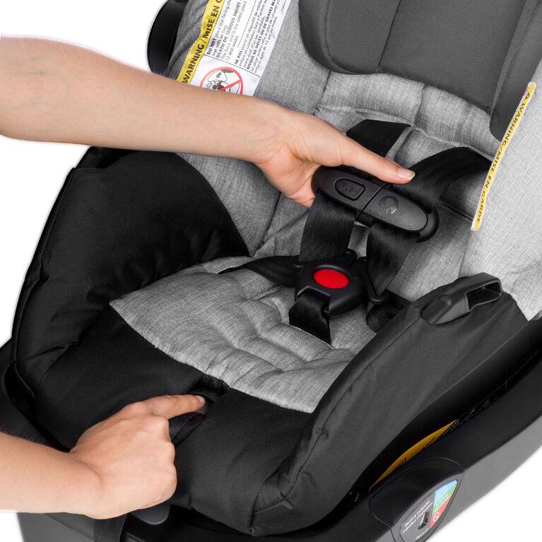 Evenflo LiteMax Sport Infant Car Seat - Grap Gray