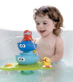 Yookidoo Stack 'N Spray Tub Fountain