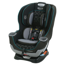Siège d'auto transformable Graco Extend2Fit - Valor.