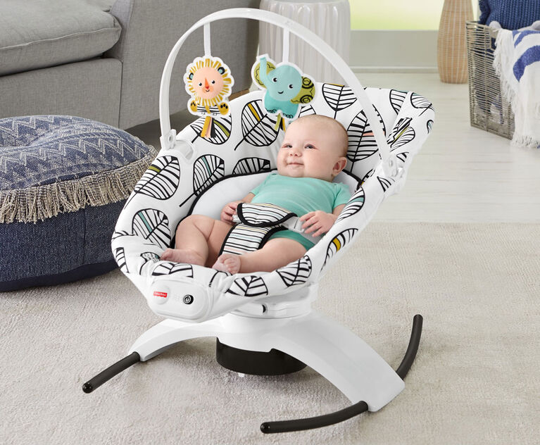 Fisher-Price 2-in-1 Soothe 'n Play Glider Plus