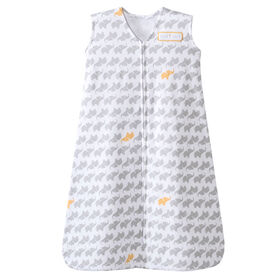 La couverture-vêtement SleepSack de Halo - Gris - Moyen.