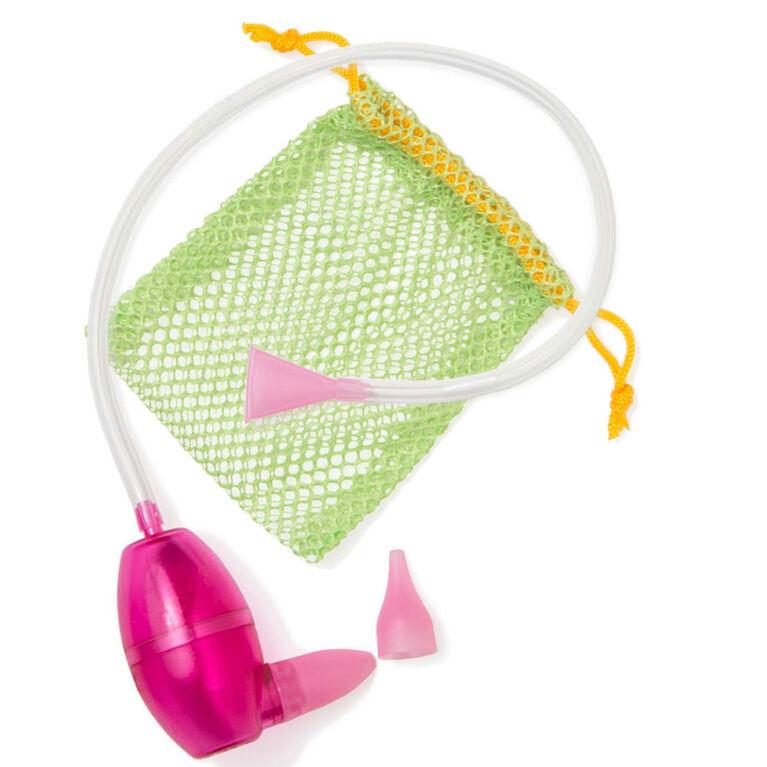 Baby ComfyNose Nasal Aspirator - Magenta