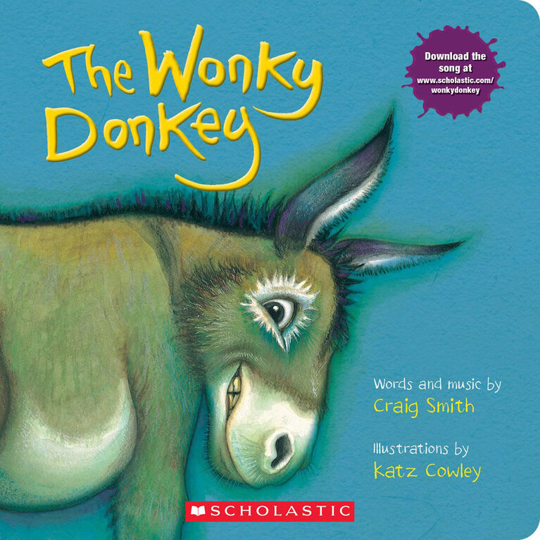 Scholastic - The Wonky Donkey